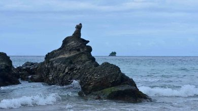 Foto Pulau Kumeke