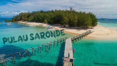 Video pulau saronde