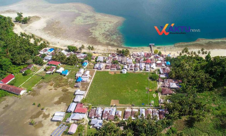 Foto Pulau Dudepo