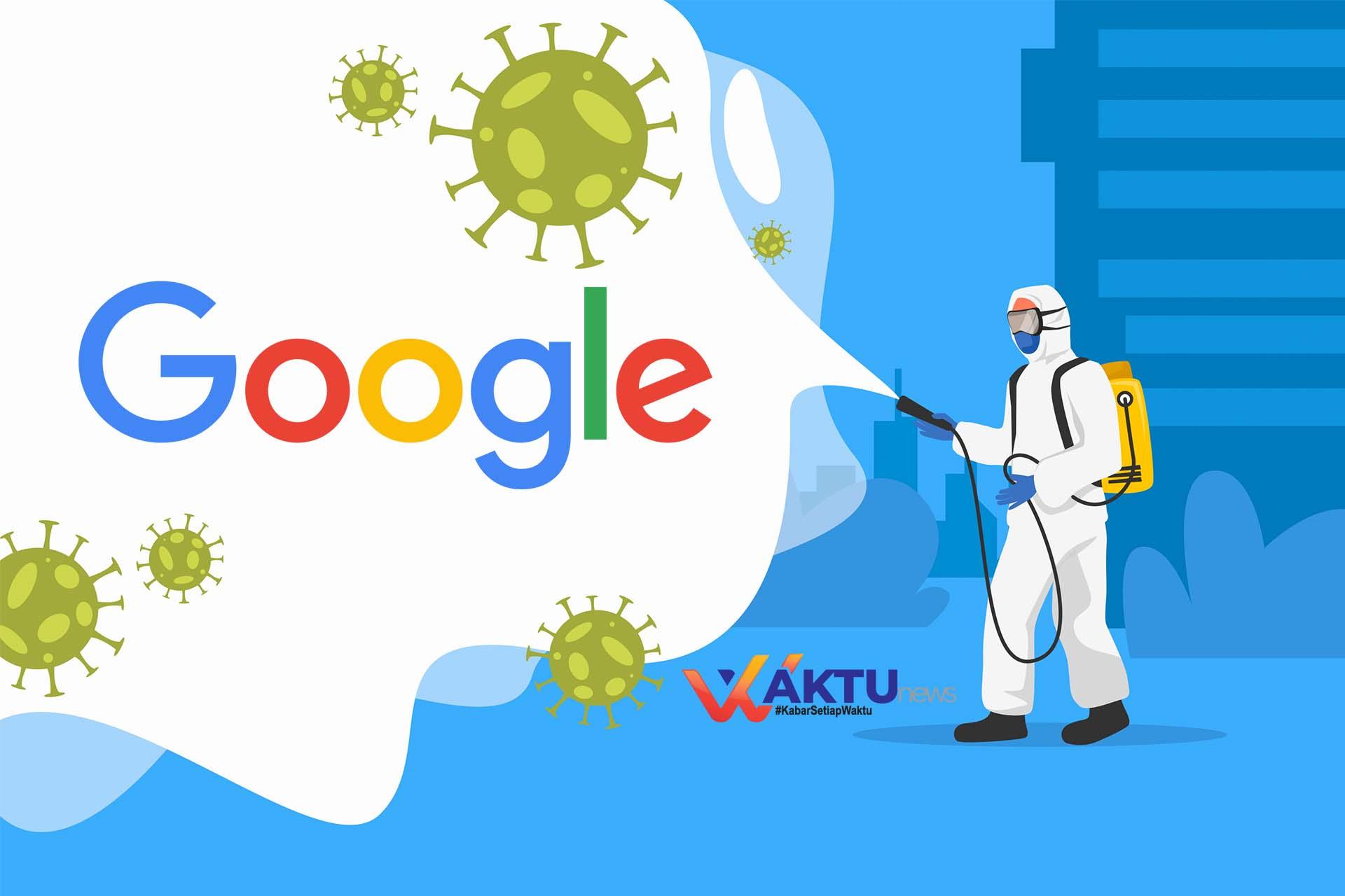 Google Lakukan Tes COVID-19