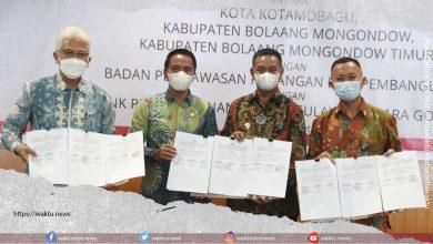 Bupati Boltim Jalin Kerja Sama Dengan PT. BSG