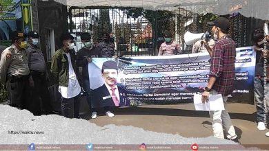 Aktivis Demo Gedung Adhyaksa Kejagung
