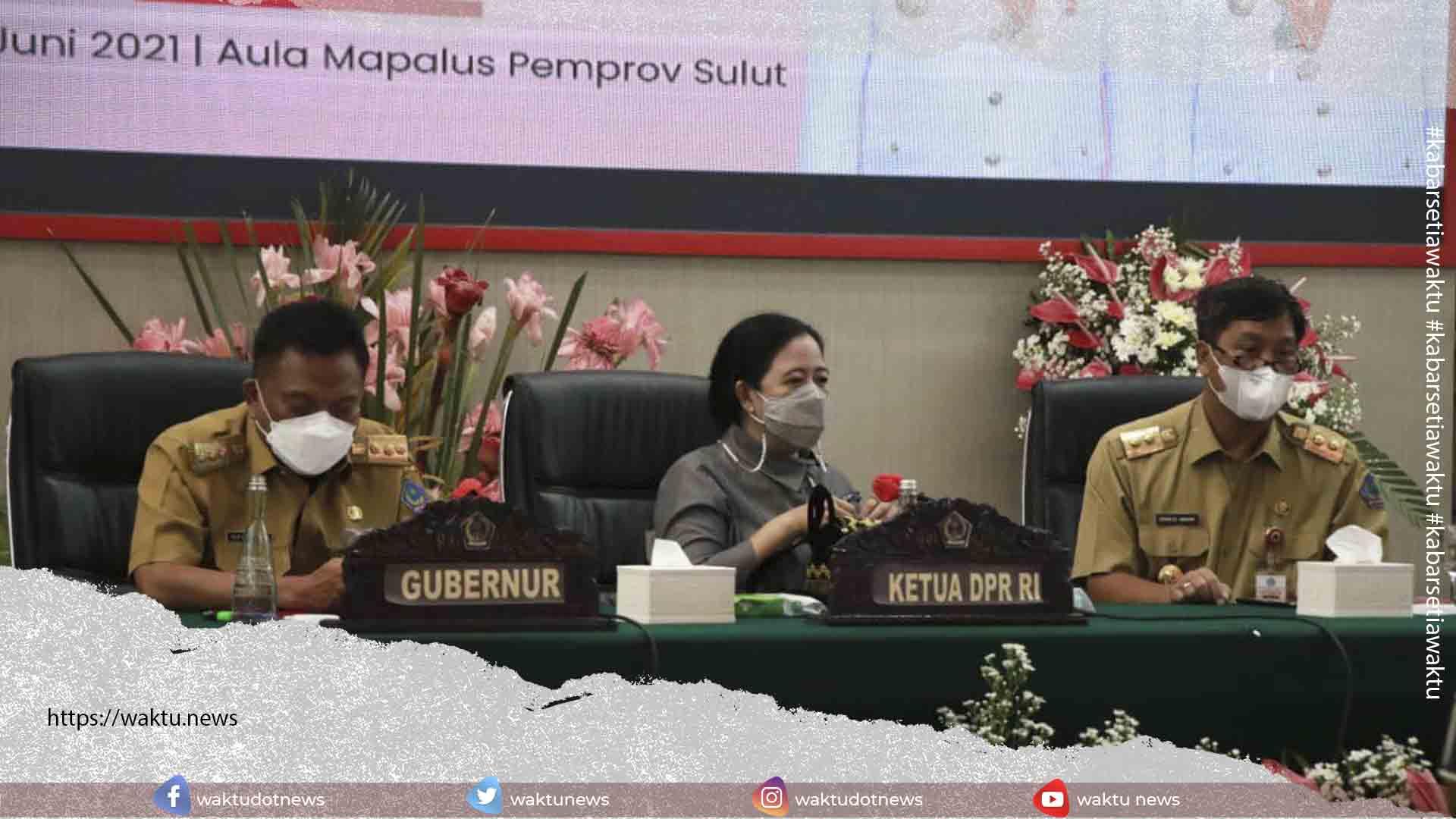 Ketua DPR RI Puan Maharani