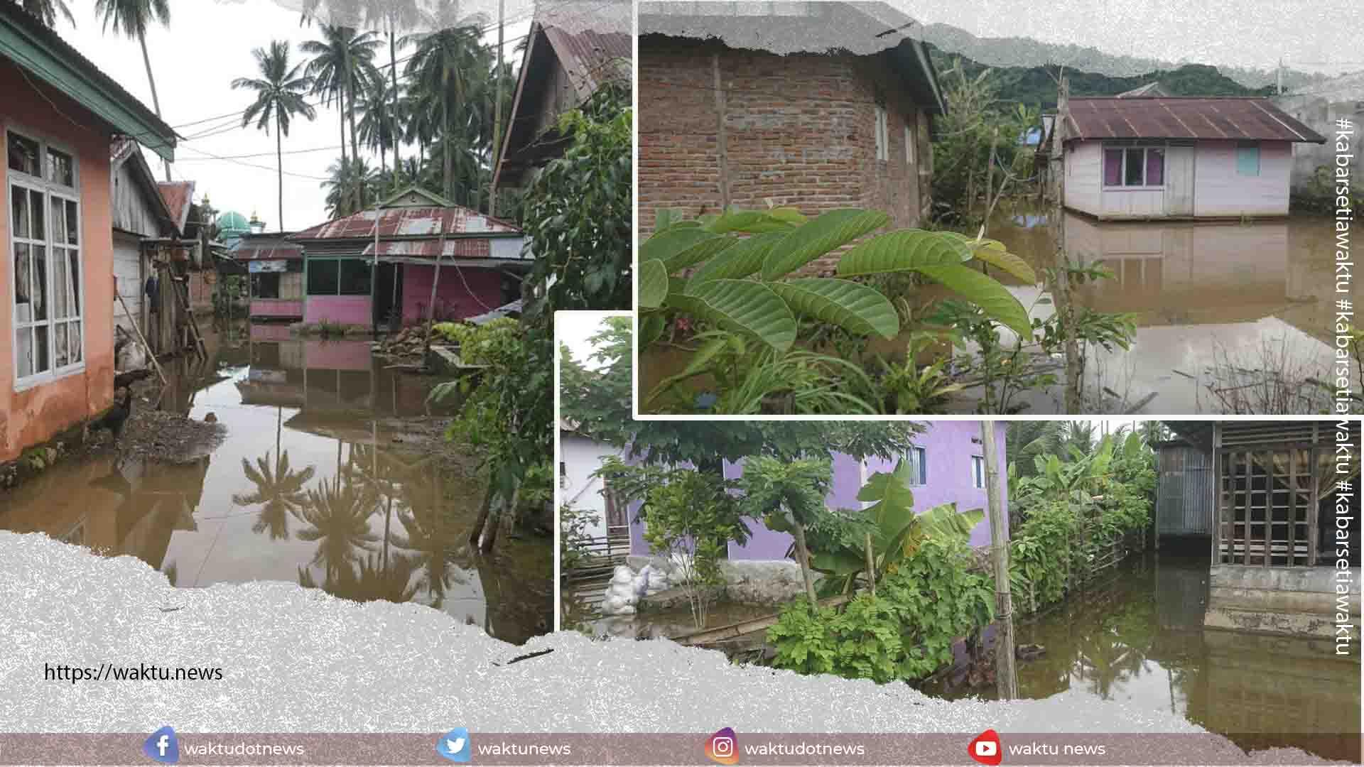 Boltim Terrendam Banjir