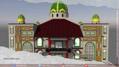 Mimpi Amin Lasena Punya Bolmut Islamic Center