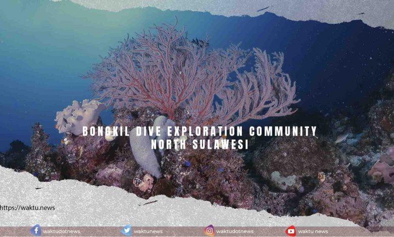 Bongkil Dive Exploration Community North Sulawesi